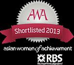 Asian Women of Achievement Awards 2013